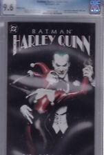 CGC 9.6 Batman Harley Quinn-2ND Print