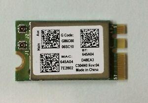 Genuine Broadcom 802.11b/g/n 2.4GHz WIFI Card BCM943142Y Toshiba G86C0006SC10