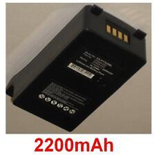 Batería 2200mAh tipo 20605-002 20605-003 Para Psion Teklogix 7035