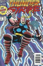Marvel Comics Thunder Strike First Explosive Issue June 1993 Vol 1 Issue 1