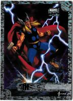 Marvel Masterpieces 2016 Joe Jusko Speckle Holofoil Card 4 Thor /99