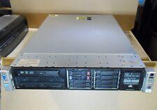 HP Pro Liant DL380P Gen 8 Server.E5-2620 @2.0GHz.Cpu. 96GB DDR3.600Gb/300Gb Sas.