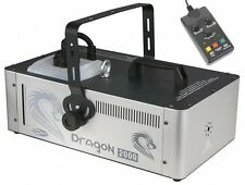 Showtec Dragon 2000W High Power Smoke Fog Machine DJ Disco Club inc Timer Remote