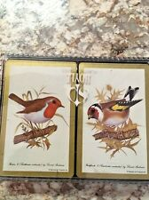 Hoyle Playing Cards 2 Decks Birds used