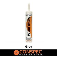 Pool Deck Crack & Joint Sealant 10 oz tube GRAY Novalink-SL TRY vs Deck-O-Seal