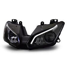 KT LED Headlight for Kawasaki Ninja 250  Ninja 300  2013-2018