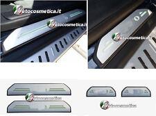 Battitacco piastre protezione soglia entrata anteriore+posteriore Volvo XC 60