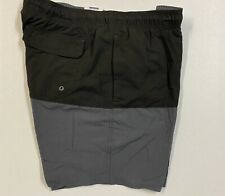 New listing George Mens UPF 50+ Above The Knee Wicking Swim Trunks  Size M 32/34  NWT