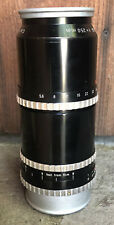 Hasselblad Zeiss Distagon 250mm 5.6 lens 1000F and 1600F camera - Super Clean