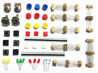 New Electronic Component Parts KIT Resistors Switch Button for ARDUINO