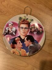 "I Love Lucy ""La At Last"" Collector Plate"