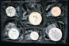 1989 Canada Prooflike PL set - 6 perfect coins in org packaging and certificate