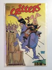 Critters #27 NM (Fantagraphics,1988) Nilson Groundthumper and Hermy!