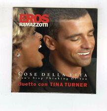 CD SINGLE (NEW) EROS RAMAZZOTTI TINA TURNER COSE DELLA VITA