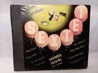 "BENNY GOODMAN SEXTET Columbia 4 records set C-102  78 rpm 10"" book"