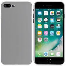 Ultra delgada TPU Gel piel caso funda de goma de silicona para iPhone 7/7 Plus