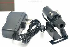Adjustable 650nm 660nm 40mW Red Laser Line Locator Module w/ 5V Power & Holder