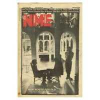 New Musical Express NME Magazine 31 October 1981 npbox004 Scritti Politti