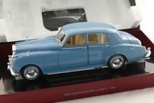 ROLLS ROYCE SILVER CLOUD II - 1960 - blue - Minichamps 1:18 - 100134904