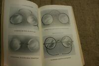 Fachbuch über die Brille, Kontaktlinsen, Brillengestelle, Optiker, DDR 1987
