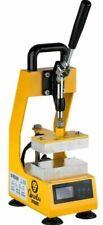 Qnubu Heißdruckpresse 300 kg Hochdruckpresse Handpresse Hydraulikpresse Presse