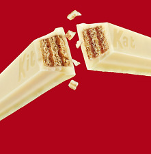 KIT KAT White Creme Wafer Bars Candy, (1.5 Ounce) Box of 24