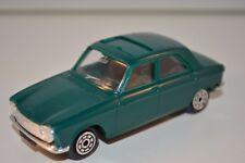 Norev 5 Peugeot 204 green plastique parfait etat mint all original condition