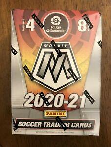Panini La Liga Mosaic 2020-21 SOCCER Blaster Box SEALED