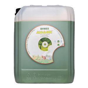 BioBizz ALG-A-MIC Organic Vitality Booster Additives Vitamins Plant Hydro - 10L