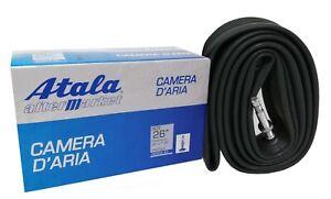 ATALA Camera d'Aria Bici 26x1.90 MTB Mountain Bike Bicicletta Valvola REGINA 40