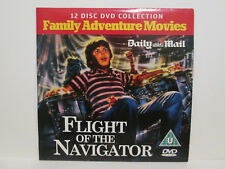 Flight of the Navigator ~ Family Adventure Movies ~ Full Feature Promo DVD