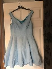 Brand new Blue ASOS occassion dress size 14