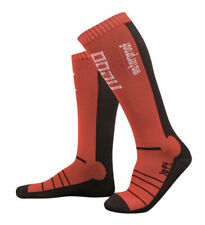Waterproof Red Socks Trials Motocross Enduro Size MedUK 6-8