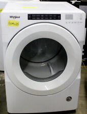Whirlpool 7.4 Cf 120V Stackable Gas Dryer with Touch Controls Wgd5620Hw Gas125