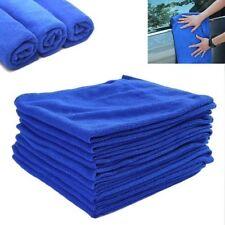 10Pcs Lot Microfibre Car Cleaning Auto Detailing Soft Cloths Wash Towel Duster