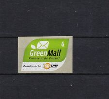 Moderne Privatpost LMF Zusatzmarke