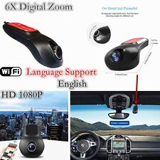 Car 6X zoom 140°HD 1080P Hidden Wi-Fi Stealth Camera Video Recorder Dash Cam