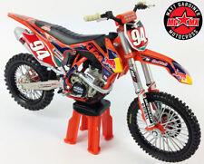 Motocross de automodelismo y aeromodelismo New-Ray de escala 1:12