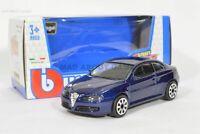 ALFA ROMEO GT 2003 1:43 Model Toy Car Miniature Diecast Blue