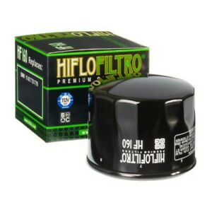 BMW K1200 / GT / R / RS (2005 to 2008) HifloFiltro Oil Filter (HF160)