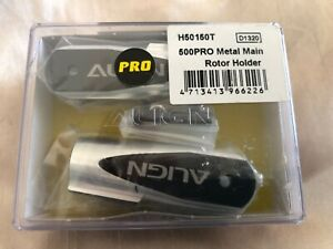 Align 500 PRO Metal Main Rotor Holder H50150T NIB