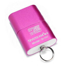 Micro SD TF Mini USB 2.0  High Speed T-Flash Memory Card Reader Adapter 1PC