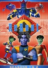 ReBoot Complete 1990s Animated TV Series All Seasons 1-4 DVD Set Collection Box