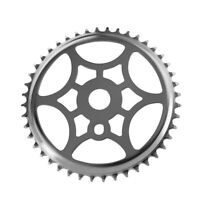 NEW! Steel Cruiser Bike Chopper Bike Sprocket Web 1/2 X 1/8 46 Teeth Chrome