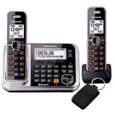 Panasonic KX-TG7892AZS Cordless Phone (TWIN) with GEN PANASONIC WARR