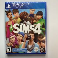 Electronic Arts The Sims 4 - PlayStation 4 New Factory Sealed Free Shipping A6