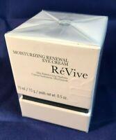 ReVive Moisturizing Renewal Eye Cream 0.5oz NEW IN SEALED BOX