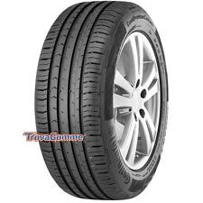KIT 4 PZ PNEUMATICI GOMME CONTINENTAL CONTIPREMIUMCONTACT 5 195/55R16 87H  TL ES