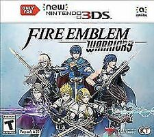Fire Emblem Warriors (New Nintendo 3DS, 2017) Warranty included Brand New