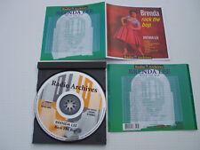 BRENDA LEE - ROCK THE BOP CD RA 436505